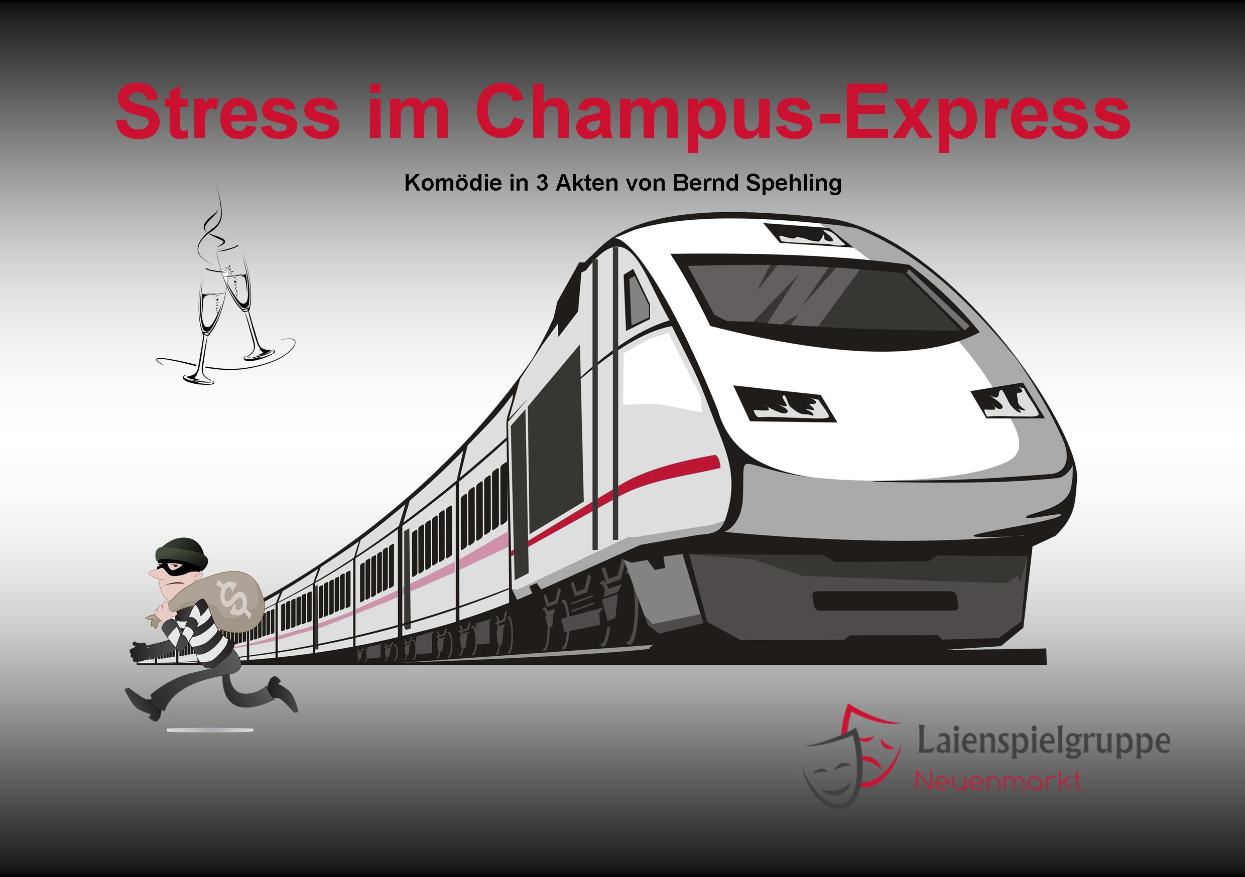 2015 Stress im Champus-Express